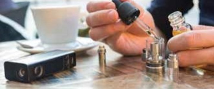 Electronic Cigarette & Vape Shops