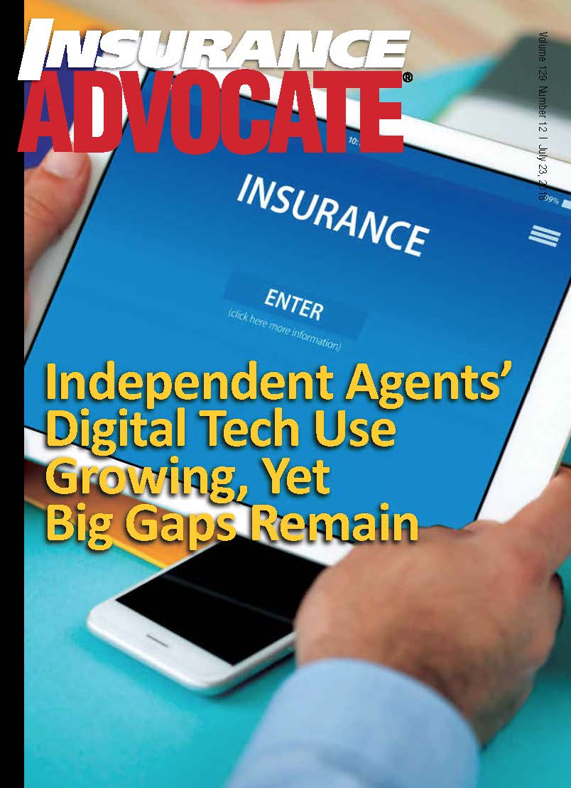 The Magazine   Insurance Advocate