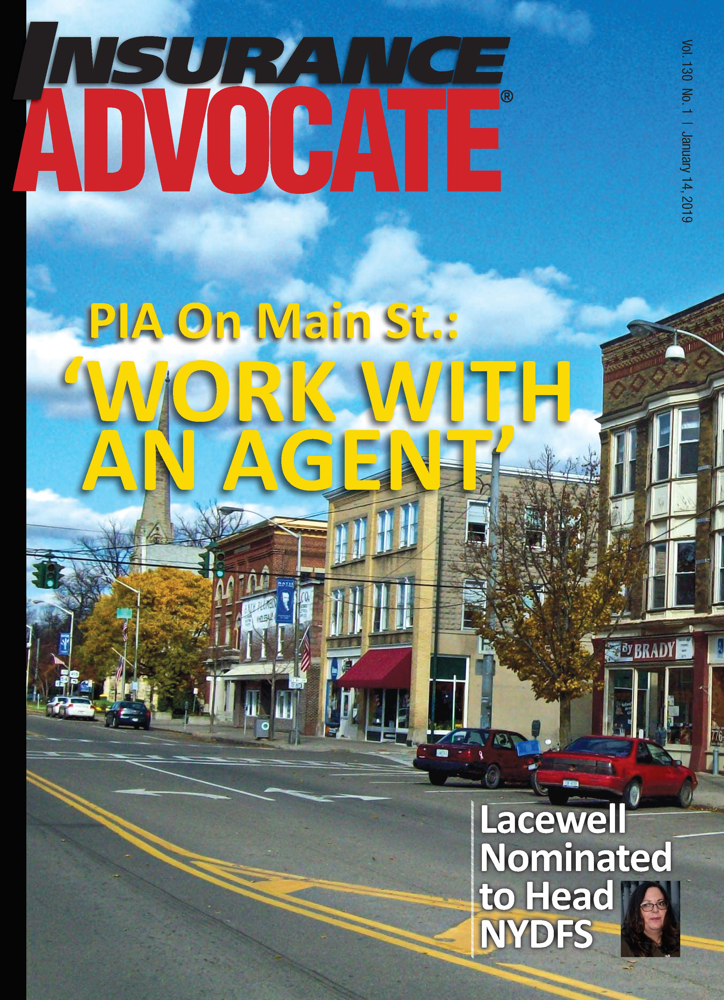 Stuck In Traffic Pondering Madisons Use >> The Magazine Insurance Advocate