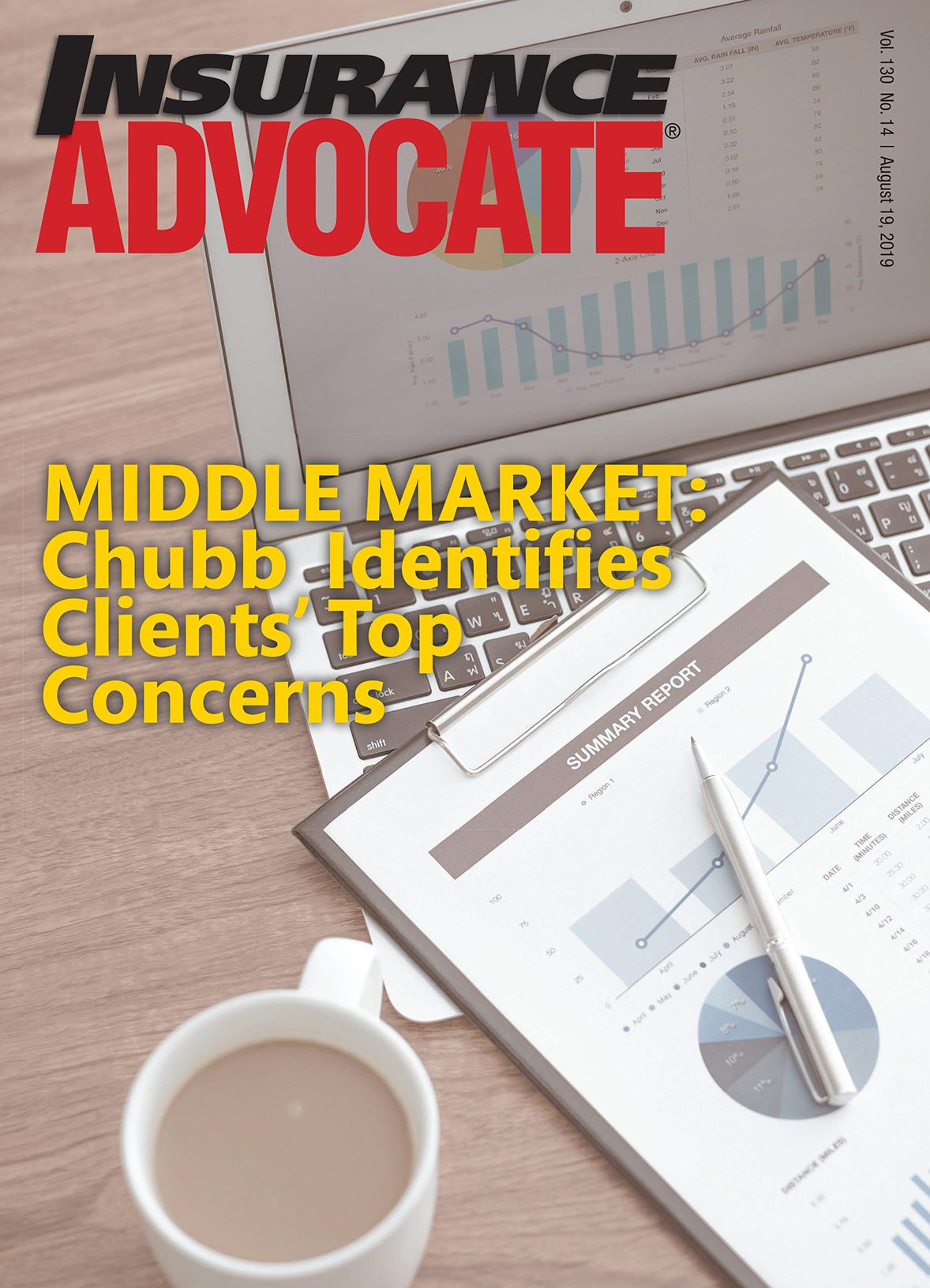 The Magazine | Insurance Advocate